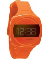 Buy Nixon The Dash Marmalade Digital Watch online