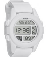 Buy Nixon The Unit White Digital Watch online