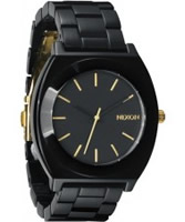 Buy Nixon The Time Teller Acetate Black Watch online