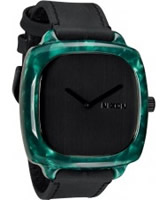 Buy Nixon Ladies The Shutter Emerald Acetate Watch online
