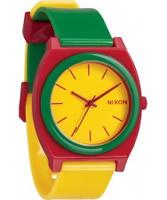 Buy Nixon Time Teller P Rasta Watch online
