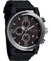Buy Nixon Mens Ride Chronograph Watch online