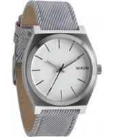 Buy Nixon The Time Teller Light Blue Watch online
