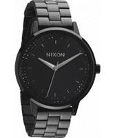Buy Nixon Ladies The Kensington All Black Watch online