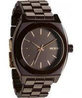 Buy Nixon Ladies Chocolate Time Teller Watch online