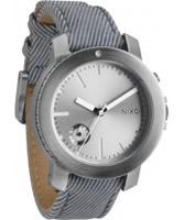 Buy Nixon The Raider Pinstripe Ladies Watch online