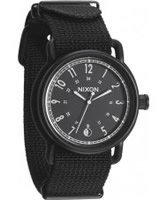 Buy Nixon Mens AXE All Black Watch online