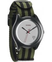 Buy Nixon The Quad Green Black Watch online