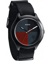 Buy Nixon The Quad Black Watch online