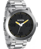 Buy Nixon Mens Corporal SS Grand Prix Watch online