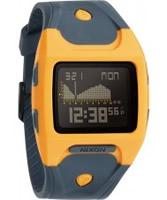 Buy Nixon The Lodown Steel Gray Digital Watch online