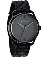 Buy Nixon The Mellor Black Snake Watch online