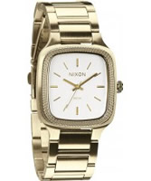 Buy Nixon Ladies Shelley Champagne Gold and Silver Watch online