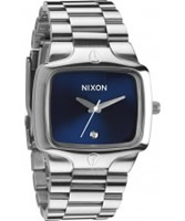 Buy Nixon Mens The Player Blue Sunray Watch online
