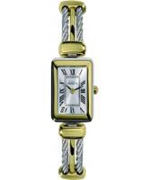 Buy Michel Herbelin Ladies Two Tone Cable Watch online