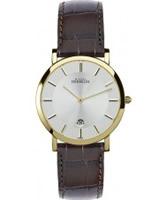 Buy Michel Herbelin Mens Classic Extra Flat Watch online