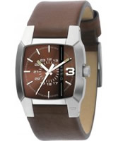 Buy Diesel Mens All Brown Watch online