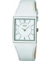 Buy Boccia Ladies Titanium White Watch online