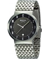 Buy Boccia Mens Titanium Bracelet Watch online