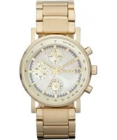 Buy DKNY Ladies Essentials and Glitz Chronograph Watch online