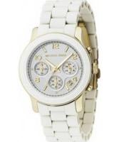 Buy Michael Kors Ladies Chronograph Runway Watch online
