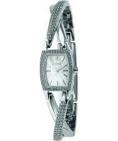 Buy DKNY Ladies Crystals Steel Watch online