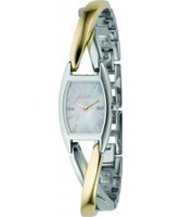 Buy DKNY Ladies Two Tone Steel Watch online
