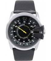 Buy Diesel Mens Goose Black Watch online