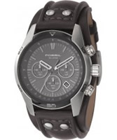 Buy Fossil Mens Trend Black Watch online