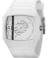 Buy Diesel All Trojan White Watch online