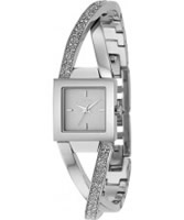 Buy DKNY Ladies Grey Stone Watch online