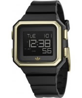 Buy Adidas Candy Black Gold Watch online