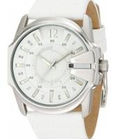 Buy Diesel Mens Goose White Watch online