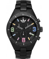 Buy Adidas Cambridge Black MultiColour Watch online