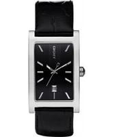 Buy DKNY Mens Dress Black Watch online