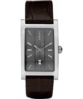 Buy DKNY Mens Dress Grey Brown Watch online