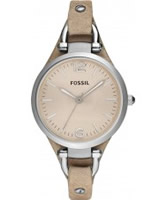Buy Fossil Ladies Sand Georgia Watch online