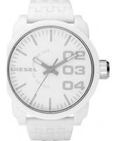Buy Diesel Mens Franchise White Watch online