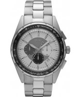 Buy DKNY Mens Sport Chronograph Silver Watch online