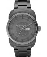 Buy Diesel Mens F-Stop Advanced All Grey Watch online