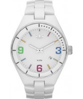 Buy Adidas Cambridge White Multicolour Watch online