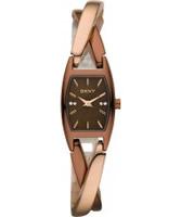 Buy DKNY Ladies Twisted Bracelet Watch online