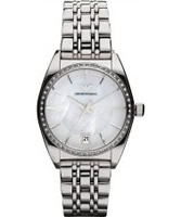 Buy Emporio Armani Ladies Retro Classic Franco Watch online