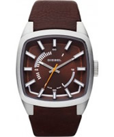 Buy Diesel Mens Brown Watch online