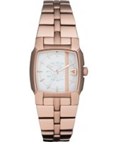 Buy Diesel Ladies NSBB Rose Gold Watch online