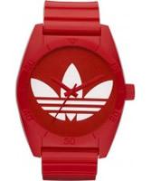 Buy Adidas Santiago Red Watch online