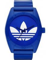 Buy Adidas Santiago Blue Watch online