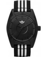 Buy Adidas Santiago Black White Watch online
