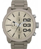Buy Diesel Mens Franchise Chronograph Mette Watch online