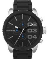 Buy Diesel Mens Franchise Chronograph Watch online